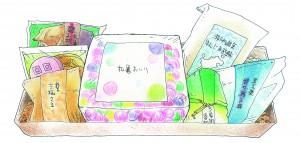 菓子の絵-2
